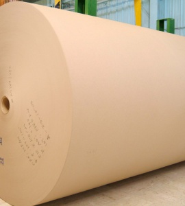 Brown Top Test liner - Gulf Paper Manufacturing Company - UAE