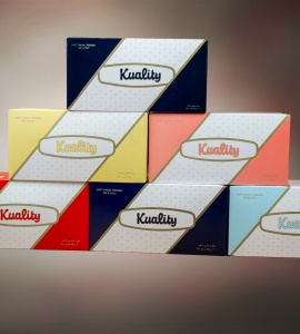Facial Tissues - Gulf Paper Manufacturing Company - UAE